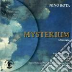 Nino Rota - Mysterium, Oratorio Per Soli, Coro, Coro Di Voci Bianche E Orchestra cd musicale di Nino Rota