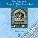 Arresti Giulio Cesare - Suonate Da Organo Di Vari Aurori - Bolona 1697-98 cd musicale di ARRESTI GIULIO CESAR