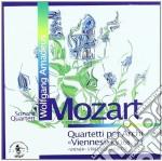 Mozart Wolfgang Amadeus - Quartetti