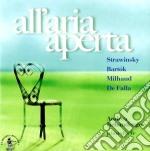 Bartok Bela - All' Aria Aperta, Suite Di Danze cd musicale di Bela Bartok