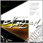 Mozart Wolfgang Amadeus - Concerto Per Pianoforte N.11 K 413, N.12 K 414, Fantasia K 397, Rondò K 485 cd musicale di Wolfgang Amadeus Mozart