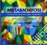 Fellegara Vittorio - Metamorfosi cd musicale di Vittorio Fellegara