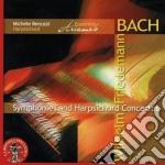 Bach Wilhelm Friedemann - Sinfonia Fk 66, Fk 67, Concerto Per Clavicembalo Fk 43, Fk 45 cd musicale di Bach wilhelm friedma