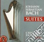 SUITES BWV 996, 997, 1006A (TRASCRIZIONI  cd musicale di Johann Sebastian Bach