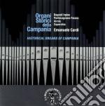 Organi storici della campania cd musicale di Miscellanee