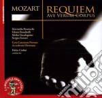 (LP VINILE) Requiem k 626, ave verum corpus k 618 lp vinile di Wolfgang Amadeus Mozart