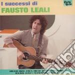 Fausto Leali - I Successi cd musicale di LEALI FAUSTO