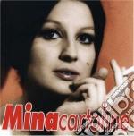 Mina - Cartoline cd musicale di MINA