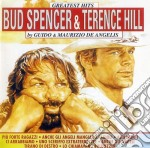 Bud Spencer & Terence Hill Greatest Hits cd musicale di SPENCER BUD & HILL TERENCE