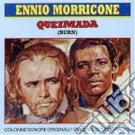 Ennio Morricone - Queimada cd musicale di Ennio Morricone