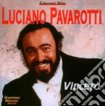 Luciano Pavarotti - Vincero' cd musicale di PAVAROTTI LUCIANO