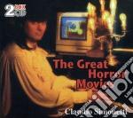 Claudio Simonetti - The Great Horror Movies cd musicale di SIMONETTI CLAUDIO