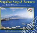 Neapolitan songs (2cd) cd musicale di NALDI RONALD