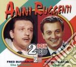 Anni ruggenti (2cd) cd musicale di BUSCAGLIONE FRED-MARINO MARINI
