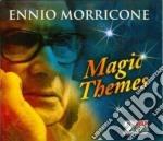 Magic themes (2cd) cd musicale di MORRICONE ENNIO