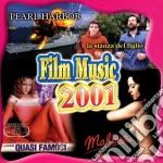 Film Music 2001 cd musicale di Film music 2001