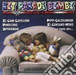 Hit Parade Bimbi - Vol. 4 cd musicale