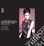 Cristina Zavalloni - Solidago cd musicale di Cristina Zavalloni