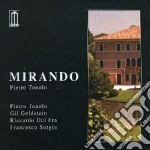 Pietro Tonolo - Mirando cd musicale di Pietro Tonolo