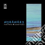 Mirabassi / Mehmari - Miramari cd musicale di MIRABASSI GABRIELE & ANDRE' ME