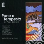 Paolo Damiani - Pane E Tempesta cd musicale di Paolo Damiani