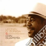 Leonel Zuniga & Havana Street Band - Con Guaperia cd musicale di ZUNIGA LEONEL & HAVA