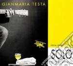 Gianmaria Testa - Solo - Dal Vivo (Special Edition) cd musicale di Gianmaria Testa