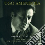 Paul Klee 4t, Fagiuoli, Paccagnella - Ugo Amendola: Works 1939/1987 cd musicale di Fagiuo Paul klee 4t