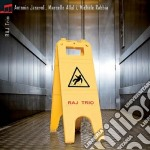 Rabbia / Allulli / Jasevoli - Raj Trio cd musicale di Rabbia allulli jas