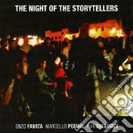 Enzo Favata - The Night Of The Storytellers cd musicale di Enzo Favata