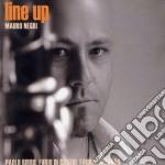 Mauro Negri - Line Up cd musicale di Mauro Negri