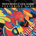 Simona Bencini - Spreading Love cd musicale di Simona Bencini