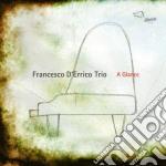 Francesco D'Errico - A Glance cd musicale di Francesco D'errico
