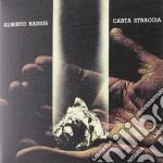 Alberto Radius - Carta Straccia cd musicale di Alberto Radius