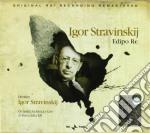 Stravinsky Igor - Edipo Re cd musicale di Igor Stravinsky