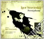 Stravinsky Igor - Persephone cd musicale di Igor Stravinsky