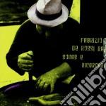 Fabrizio De Rossi Re - Songs E Ricercari cd musicale di DE ROSSI RE FABRIZIO
