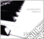 Alessandro Esseno - Pictures cd musicale di Alessandro Esseno