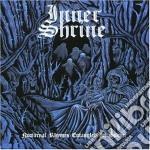 Inner Shrine - Nocturnal Rhymes Entangled In Silence cd musicale di Shrine Inner