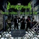 Estampida - Crowd Control: The Jaws Of War cd musicale di Estampida