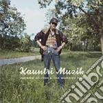 Johnnie Selfish & The Worried Men - Kauntri Muzik cd musicale di Johnnie & t Selfish