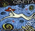 Qbeta - Vento Meticcio cd musicale di Qbeta