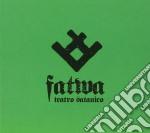 Teatro Satanico - Fatwa cd musicale di Satanico Teatro