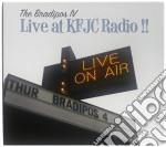 Live at kfjt cd musicale di The Bradipos iv