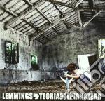 Lemmings - Teoria Del Piano Zero cd musicale di Lemmings