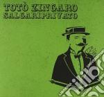 Toto' Zingaro - Salgariprivato cd musicale di Zingaro Toto'