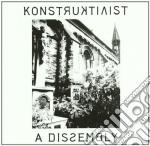 Konstruktivists - A Dissembly cd musicale di Konstruktivists