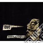 Cut - Annihilation Road cd musicale di CUT