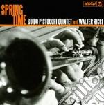 Guido Pistocchi Quintet - Spring Time cd musicale di GUIDO PISTOCCHI QUIN