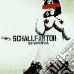 Schallfaktor - Sittenverfall cd musicale di SCHALLFAKTOR